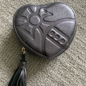 Vivienne Westwood Heart Shaped Coin Purse.